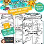 Memory Jar Activity Worksheet