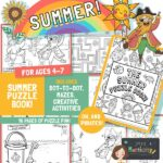 website preview SUMMER Puzzle book 4 7