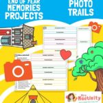 End of Year Memories Project - Phototrail Activity