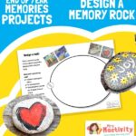 End of Year Memories Project - Design a Rock Activity