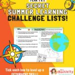 KS1 (Age 5-7) Geography Summer Catch-up Activities