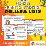 KS1 (Age 5-7) English Summer Catch-up Activities