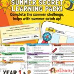 KS1 (Age 5-7) Summer Catch-up Resource Pack