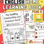 Year 2 SPaG Workbook