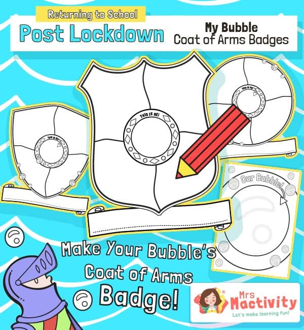 Class Bubble Coat of Arms