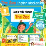 Zoo English Discussion presentation