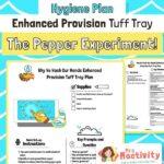 Pepper Hand Washing Enhanced Provision Plan