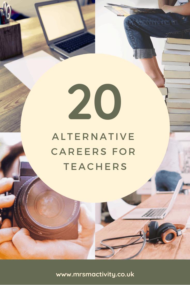 Alternative Jobs to Teaching