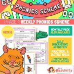 Phonics Scheme - Phase 1 Week 6