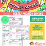 Phonics Scheme - Phase 1 Week 7