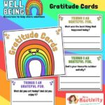 Gratitude Cards Activity