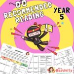 Year 5 Recommended Book List
