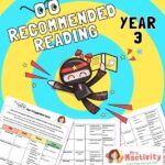 Year 3 Recommended Book List