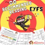 EYFS Recommended Book List