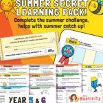 Upper KS2 (Age 9-11) Summer Catch-up Resource Pack