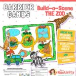 Zoo Barrier Game
