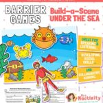 Under The Sea Barrier Game