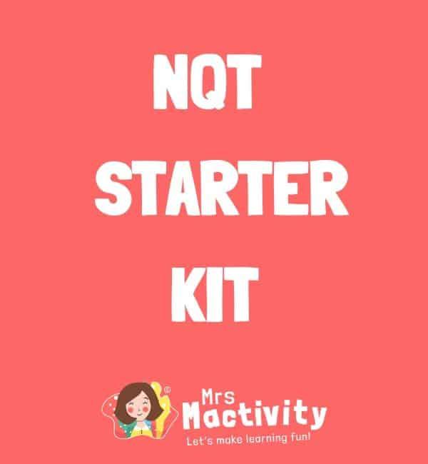 NQT Starter Kit