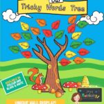 Phase 5 tricky words tree display
