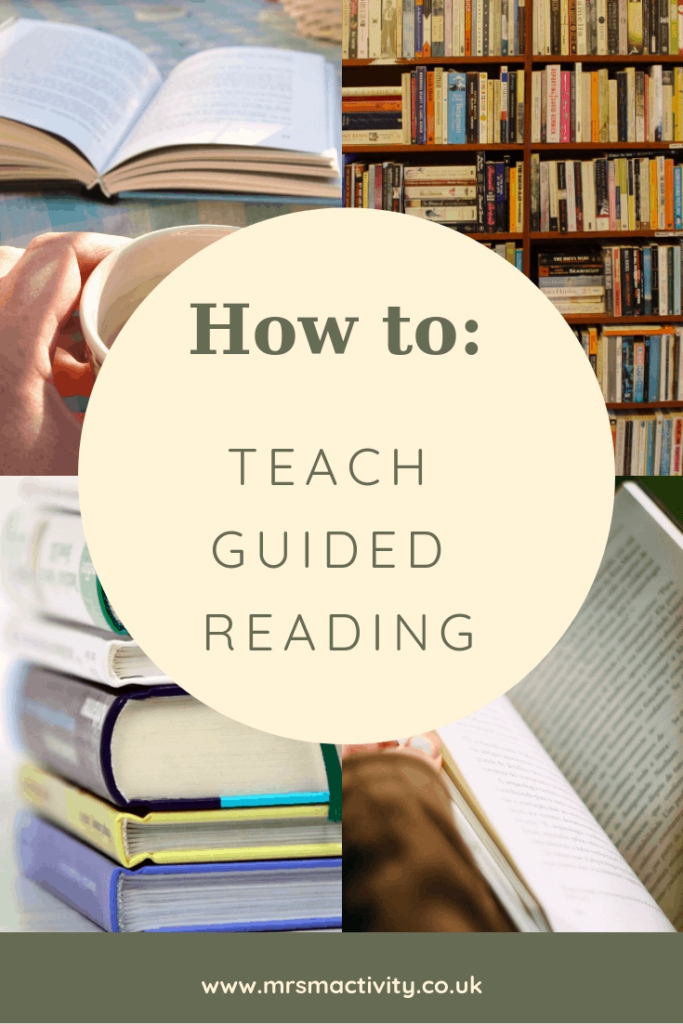 How to teach guided reading