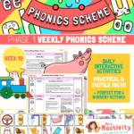 Phonics Scheme - Phase 1 Week 10