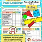 Post Lockdown Assess the Gaps Maths End of Year 5