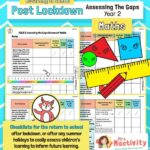 Post Lockdown Assess the Gaps Maths End of Year 2