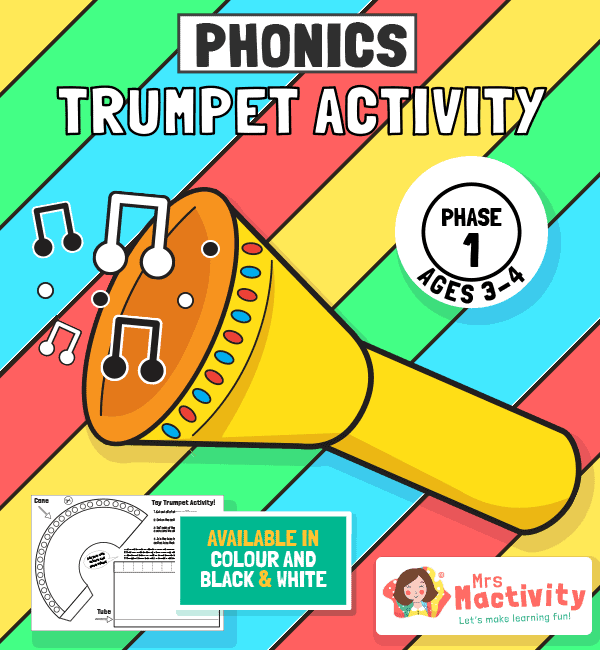 Phase 1 Aspect 6 Sound Trumpet Activity