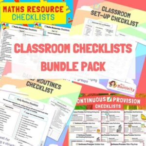 Class Checklist Bundle