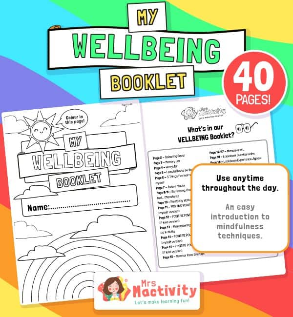 Wellbeing Activity Booklet