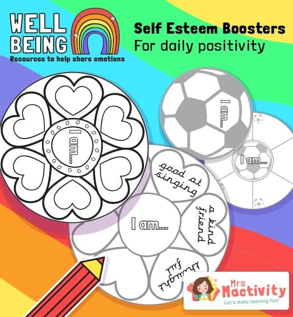 Self Esteem Boosters