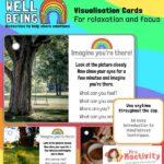 Mindfulness Visualisation Cards