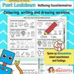 Post Lockdown Children's Wellbeing Questionnaire
