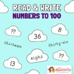 count, read and write numbers to 100 in numerals