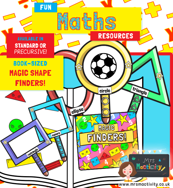 Shape detectives shape finder