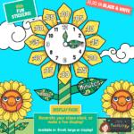 website preview display pack Time flower Display