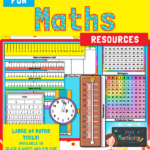 website preview Maths Display Large maths tools