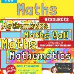 Maths Display Banners