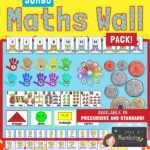 Maths Wall Display Pack