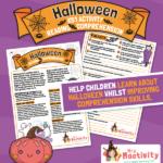KS1 Halloween Reading Comprehension