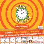 Ten Minute Filler: Morning Challenge PowerPoint