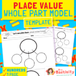 Large Part Whole Model Template