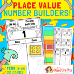 Place Value Number Builders 1-20