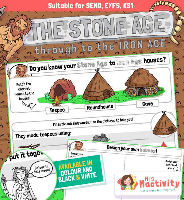 Stone Age to Iron Age Housing Activity