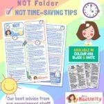 NQT Time-Saving Guide