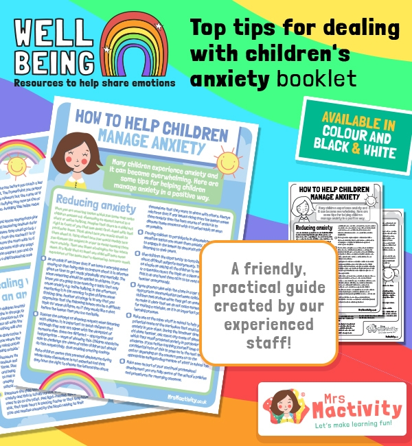 A Guide to Helping Children Manage Anxiety