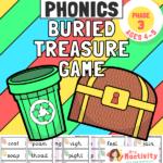 Phase 3 Buried Treasure Game