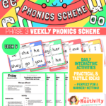 Phonics Scheme Phase 3 Week 5
