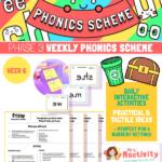 Phonics Scheme Phase 3 Week 6
