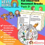 Classroom Movement Break Activities Part 2